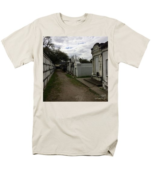Men's T-Shirt  (Regular Fit) featuring the photograph Crypts by Kim Nelson