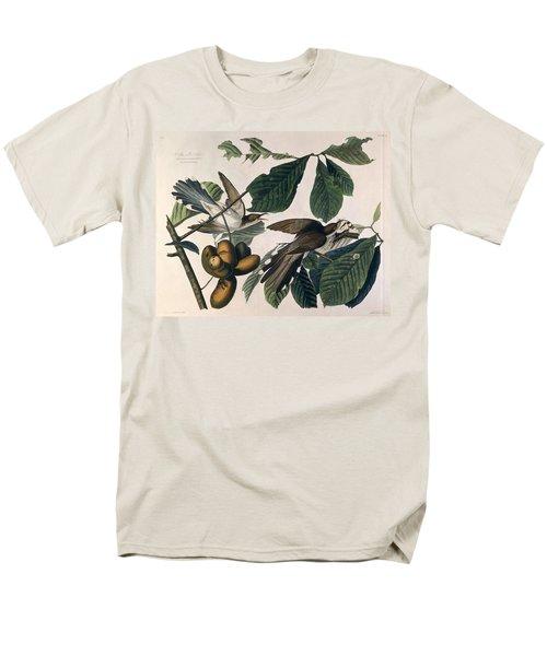Cuckoo Men's T-Shirt  (Regular Fit) by John James Audubon