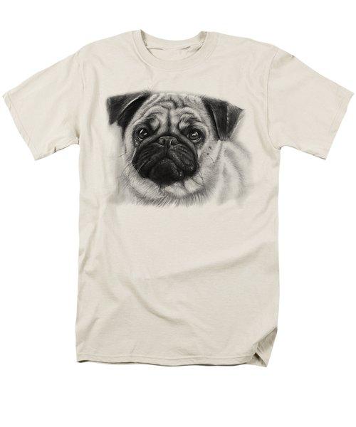 Cute Pug Men's T-Shirt  (Regular Fit)