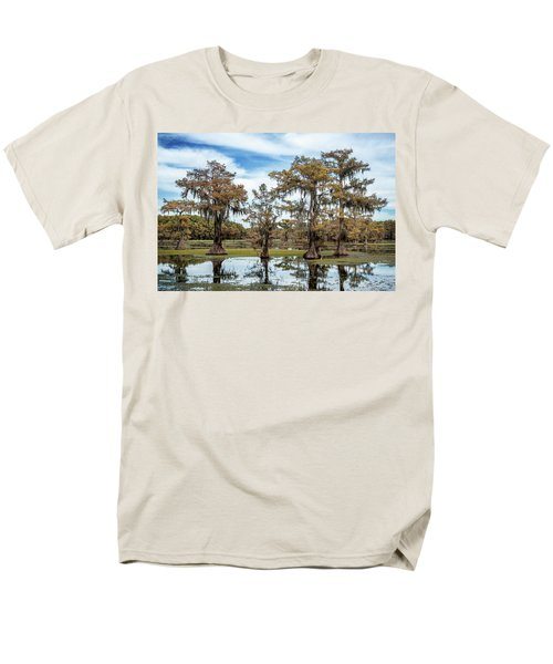 Cypress Expression  Men's T-Shirt  (Regular Fit)
