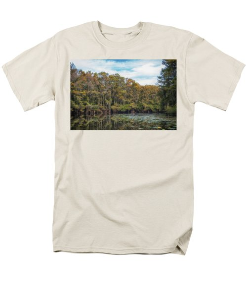 Cypress Jungle Men's T-Shirt  (Regular Fit)