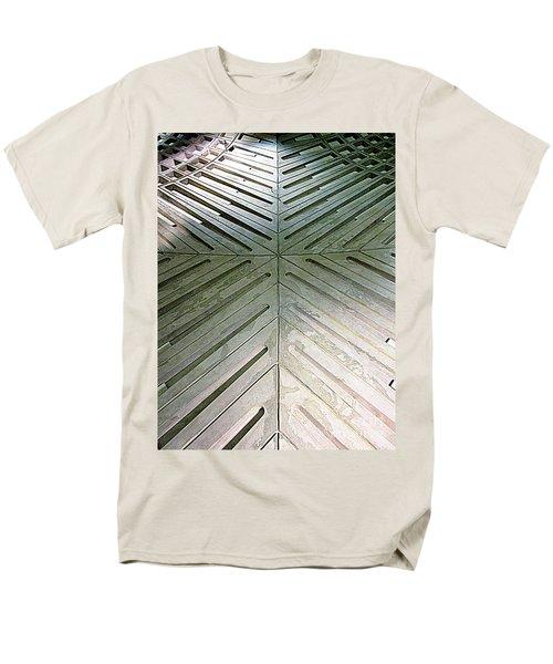 D C Metro 5 Men's T-Shirt  (Regular Fit) by Randall Weidner