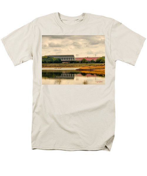Men's T-Shirt  (Regular Fit) featuring the photograph Dabo's First Game by Lynne Jenkins