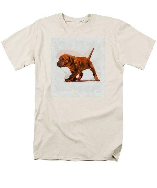 Men's T-Shirt  (Regular Fit) featuring the photograph Daddies Girl by John  Kolenberg