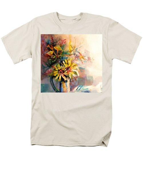 Daisy Day Men's T-Shirt  (Regular Fit)