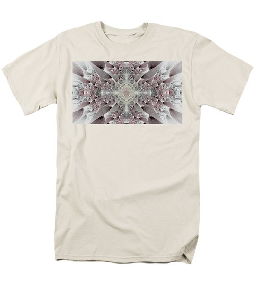 Damask Men's T-Shirt  (Regular Fit) by Lea Wiggins