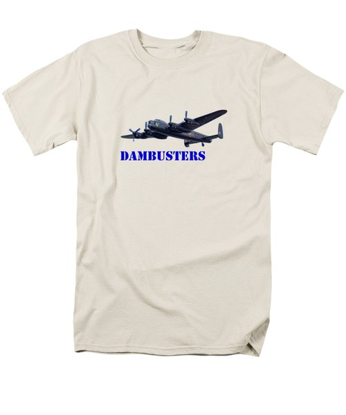 Dambusters Men's T-Shirt  (Regular Fit) by Scott Carruthers