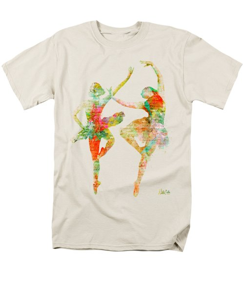 Dance With Me Men's T-Shirt  (Regular Fit) by Nikki Smith
