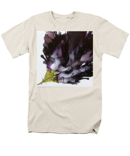 Men's T-Shirt  (Regular Fit) featuring the painting Dark Beauty by Pat Purdy