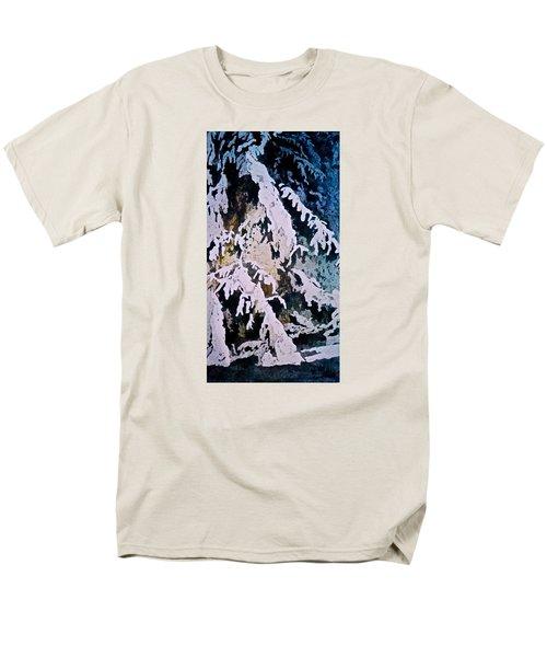 Dark Cover Men's T-Shirt  (Regular Fit)