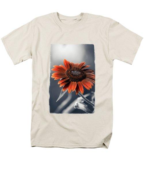 Dark Sunflower Men's T-Shirt  (Regular Fit) by Konstantin Sevostyanov