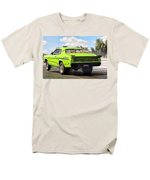 David D Men's T-Shirt  (Regular Fit) by John Swartz