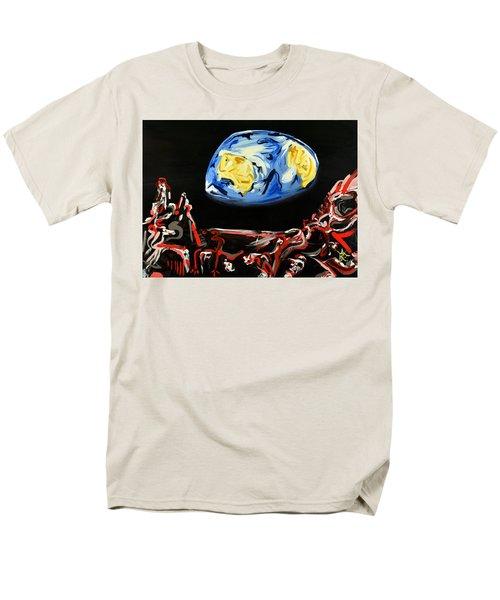 Death By Starlight Men's T-Shirt  (Regular Fit) by Ryan Demaree