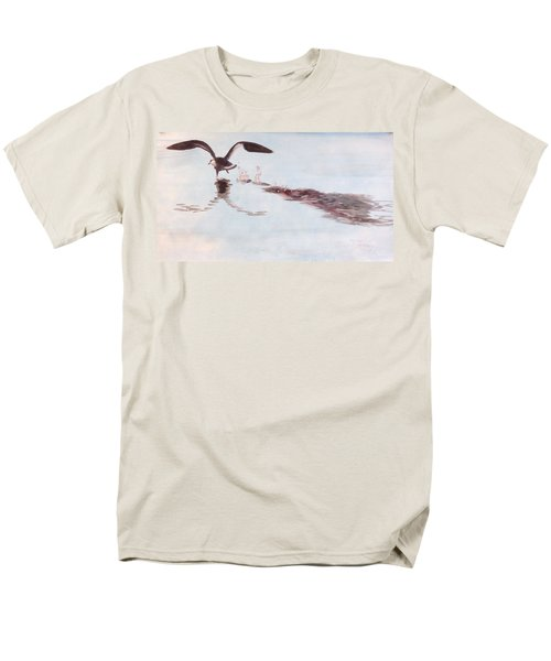 Departure Men's T-Shirt  (Regular Fit) by Stan Tenney