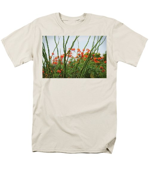 Desert Garden  Men's T-Shirt  (Regular Fit)