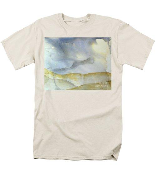 Desert Storm Men's T-Shirt  (Regular Fit) by Lynda Cookson