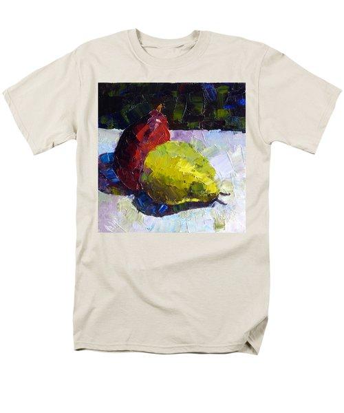 Deux D'anjou Men's T-Shirt  (Regular Fit) by Susan Woodward