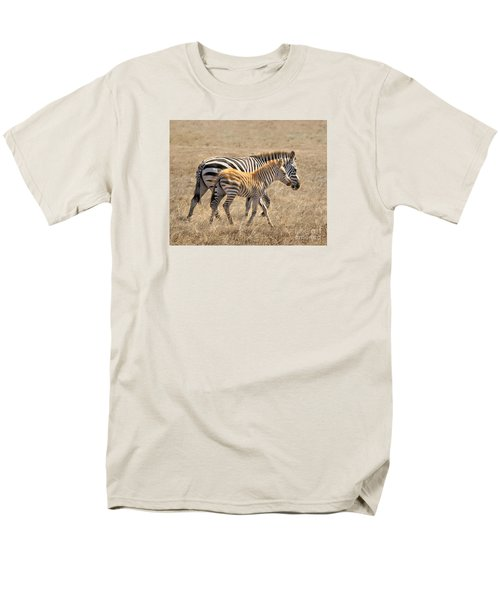 Different Stripes Men's T-Shirt  (Regular Fit) by Alice Cahill