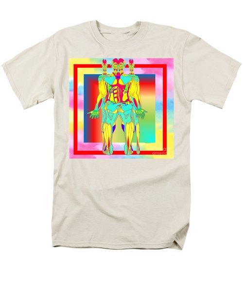 Dilemmas Men's T-Shirt  (Regular Fit) by Belinda Threeths