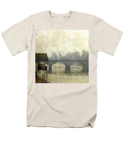 Dissolving Mist Men's T-Shirt  (Regular Fit) by LemonArt Photography
