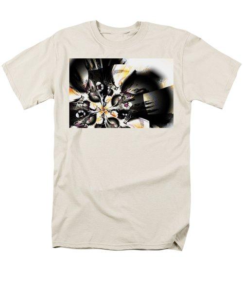 Disturbing Men's T-Shirt  (Regular Fit) by Jim Pavelle