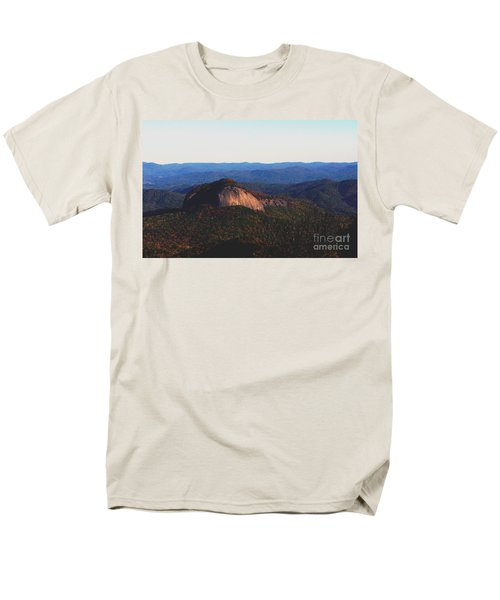 Dome Top Men's T-Shirt  (Regular Fit) by Debra Crank