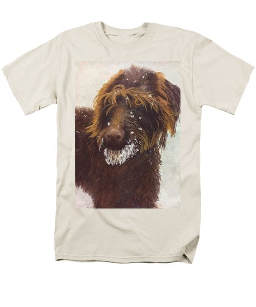 Don't Eat The Snow Men's T-Shirt  (Regular Fit) by Nancy Jolley