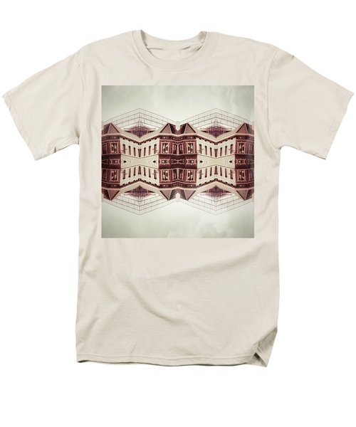 Double Side Men's T-Shirt  (Regular Fit) by Jorge Ferreira
