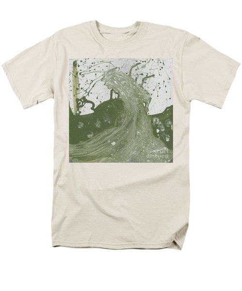 Double Up Wave Men's T-Shirt  (Regular Fit) by Talisa Hartley