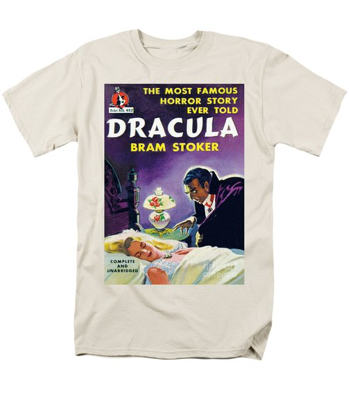 Dracula Men's T-Shirt  (Regular Fit) by Unknown Artist