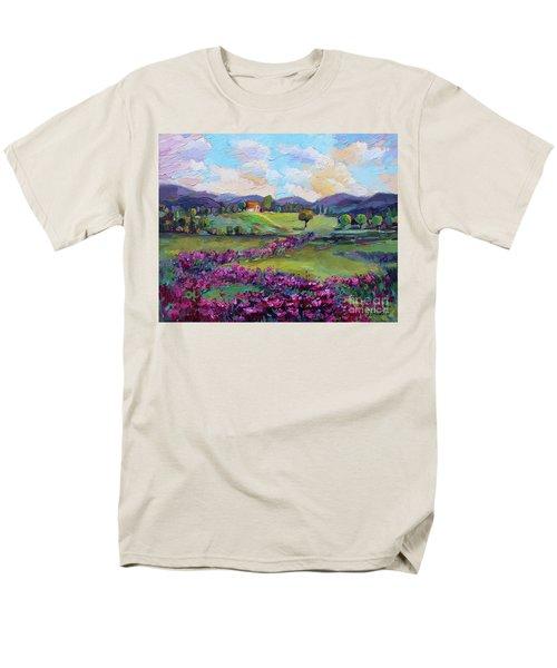 Dream In Color Men's T-Shirt  (Regular Fit)