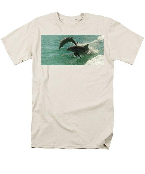 Duet Men's T-Shirt  (Regular Fit) by Cassandra Buckley