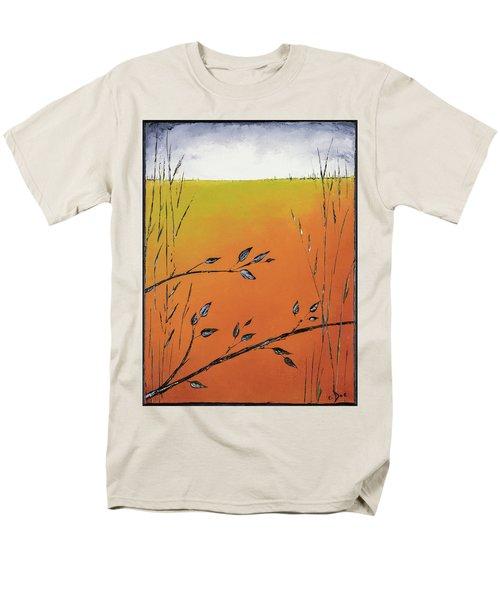 Early Spring  Men's T-Shirt  (Regular Fit) by Carolyn Doe