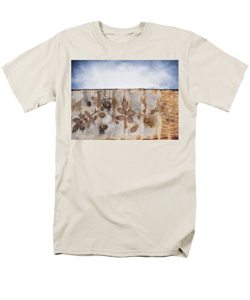 Earth And Sky II Men's T-Shirt  (Regular Fit) by Carolyn Doe