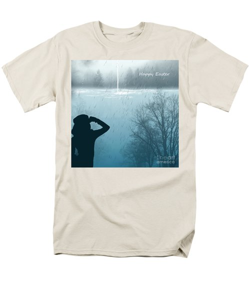 Easter 2016 Men's T-Shirt  (Regular Fit) by Trilby Cole