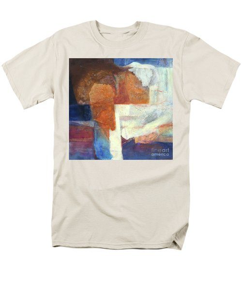 Ebb And Flow Men's T-Shirt  (Regular Fit) by Lynne Reichhart