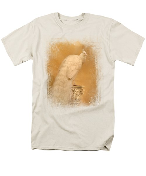 Elegance In Gold Men's T-Shirt  (Regular Fit) by Jai Johnson