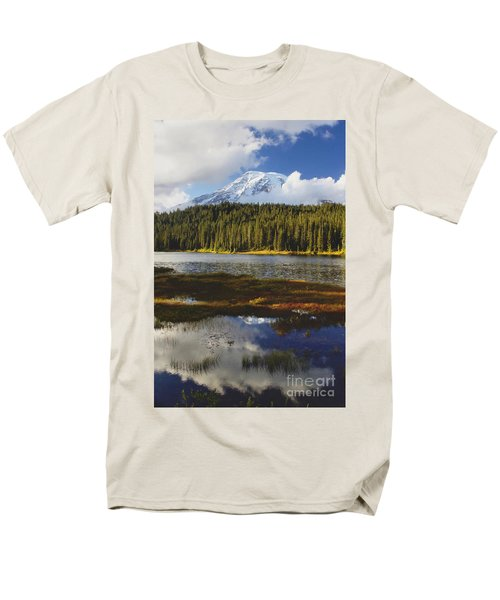 Emergence Men's T-Shirt  (Regular Fit) by Sean Griffin