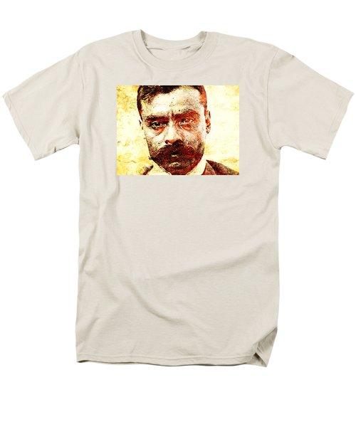 Emiliano Zapata Men's T-Shirt  (Regular Fit) by J- J- Espinoza