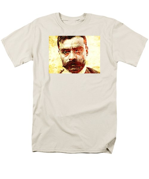 Emiliano Zapata Men's T-Shirt  (Regular Fit)
