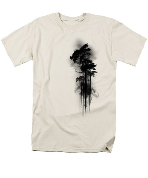 Enchanted Forest Men's T-Shirt  (Regular Fit) by Nicklas Gustafsson