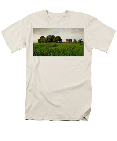 End Of Day Men's T-Shirt  (Regular Fit) by Keith Armstrong