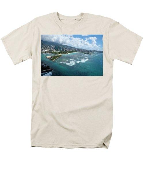 Endless Summer Men's T-Shirt  (Regular Fit) by Lucinda Walter