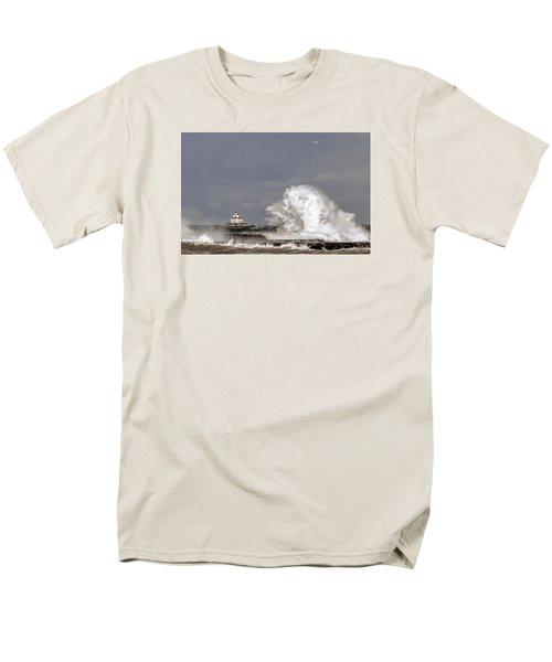Energy Released Men's T-Shirt  (Regular Fit) by Everet Regal