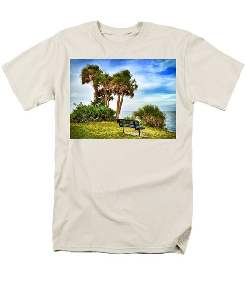 Esperare Men's T-Shirt  (Regular Fit) by Carlos Avila
