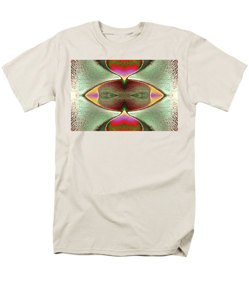 Men's T-Shirt  (Regular Fit) featuring the photograph Eye C U  by Tony Beck