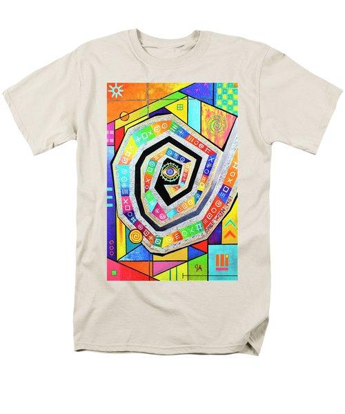 Eye Of The Storm Men's T-Shirt  (Regular Fit) by Jeremy Aiyadurai