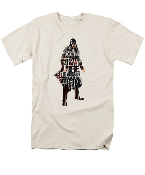Ezio Auditore Da Firenze Men's T-Shirt  (Regular Fit) by Ayse Deniz