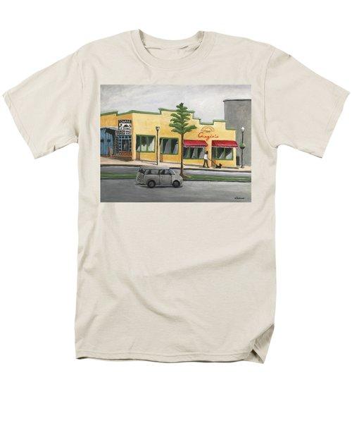 Falls Church Men's T-Shirt  (Regular Fit) by Victoria Lakes