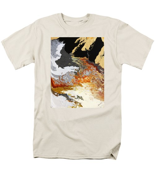 Fathom Men's T-Shirt  (Regular Fit) by Ralph White